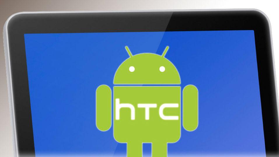 Slik blir HTC Flyer