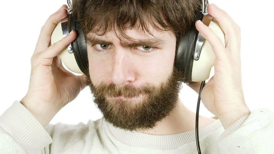 Musikksalget svikter