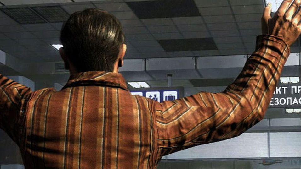 Russisk terror linkes til Modern Warfare 2