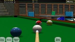 Virtual Pool Mobile