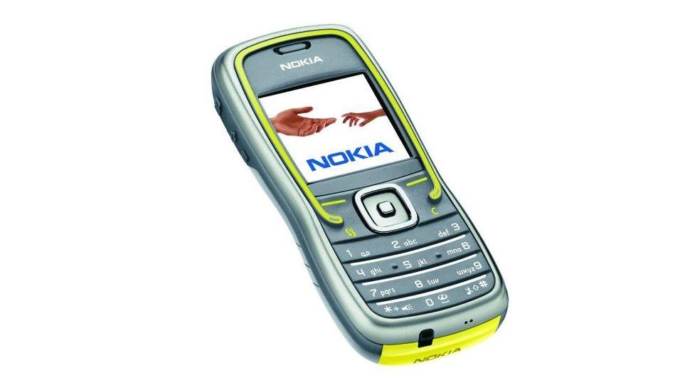Nokia 5500 Sport - Brukerhåndbok