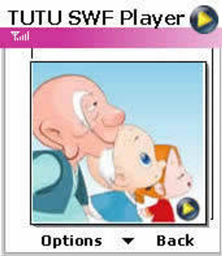 Tutu SWF player 1.0