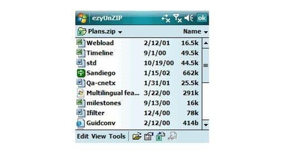 Ezyunzip versjon 2
