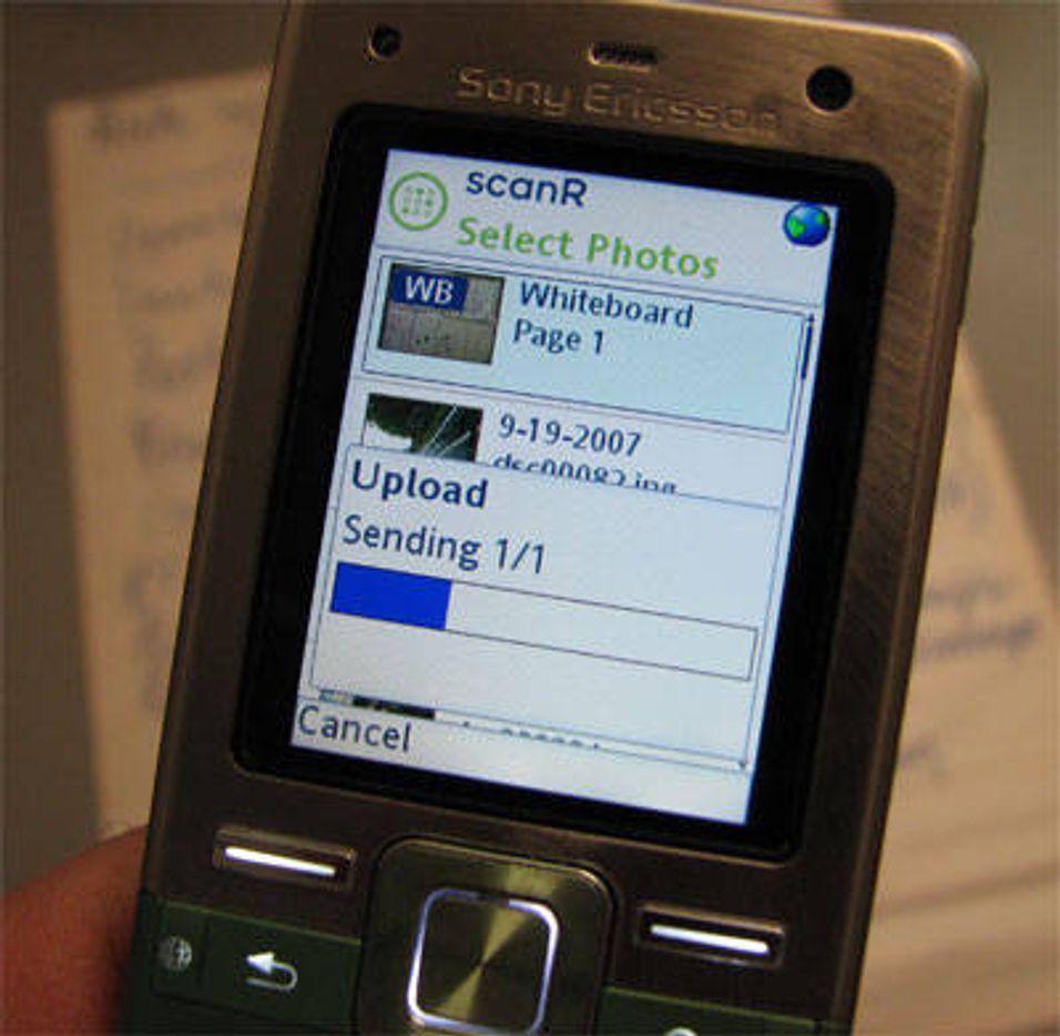TEST: Gjør mobilen din til faksmaskin