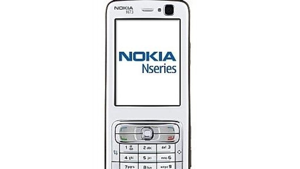 Nokia N73 - Brukerhåndbok