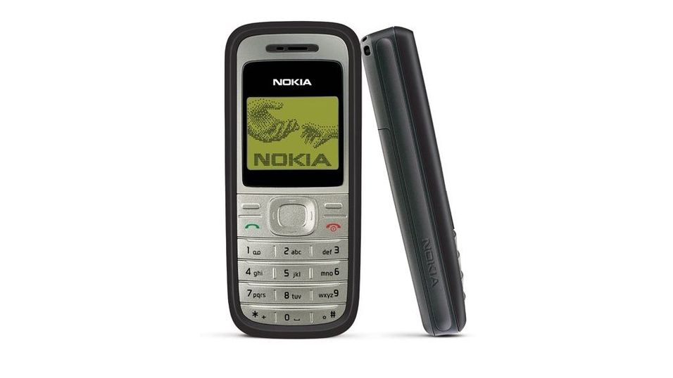Nokia 1200/1208 - Brukerhåndbok