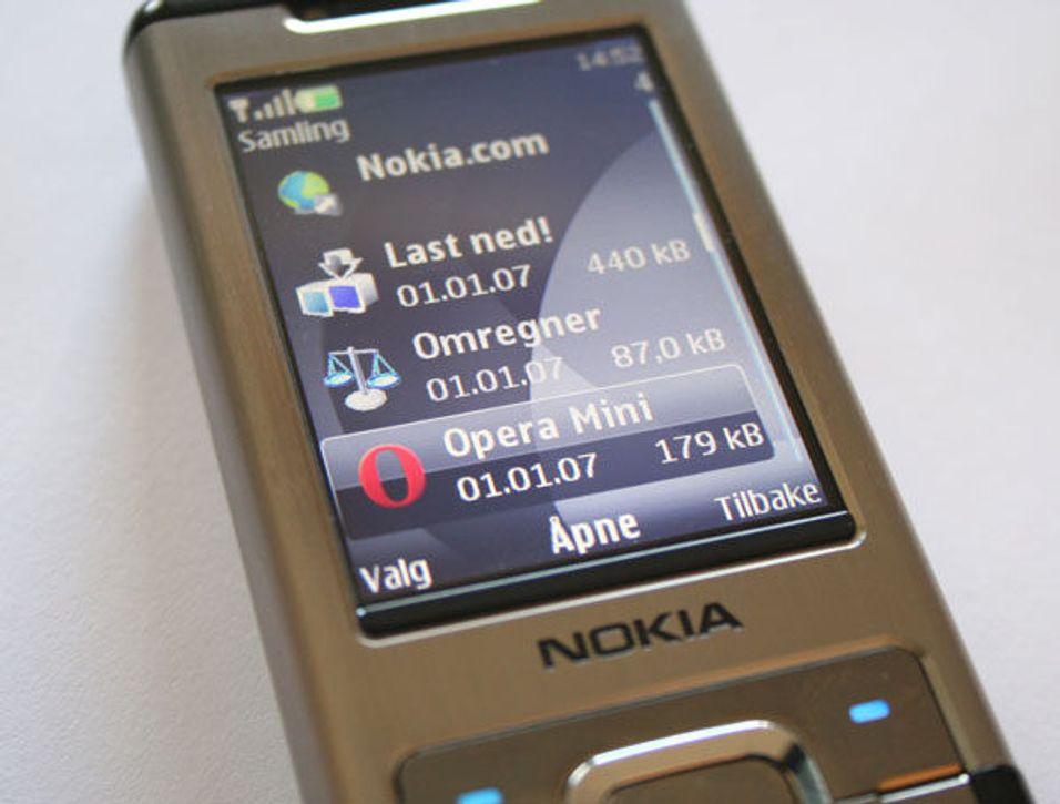 TEST: Stilsikker godbit fra Nokia
