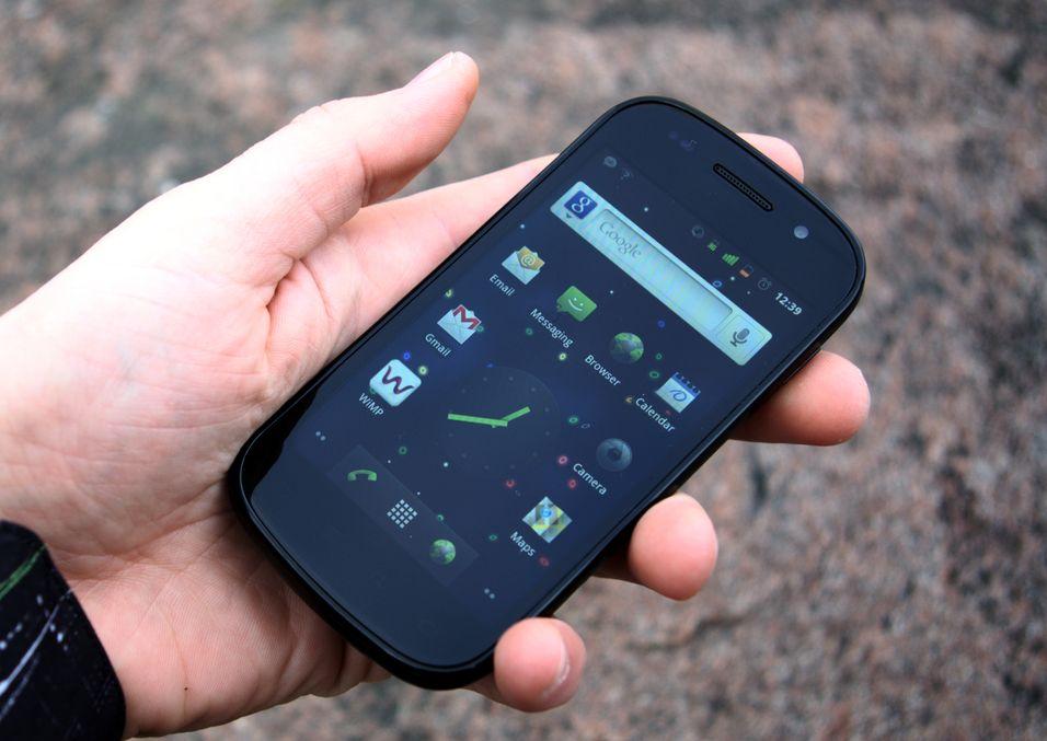 TEST: Samsung Nexus S