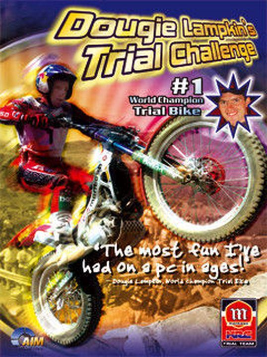Dougie Lampkin's Trial Challenge v.1.0