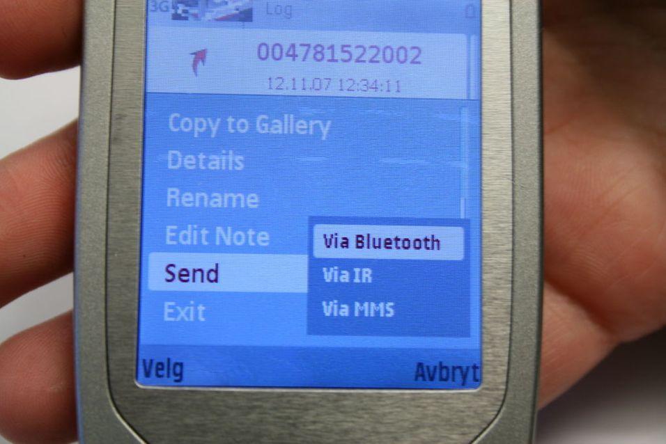 TEST: Ta opp mobilsamtalene dine