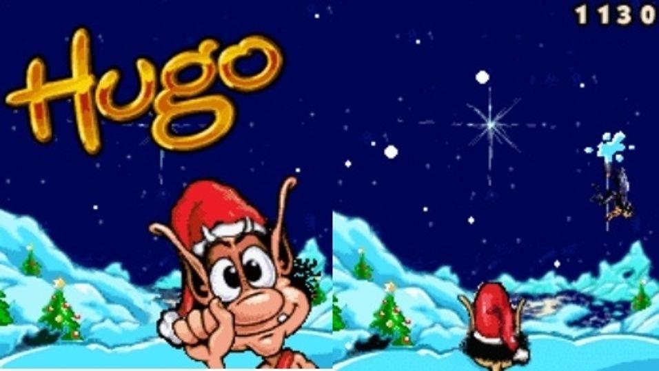 Hugo - Xmas In the snow