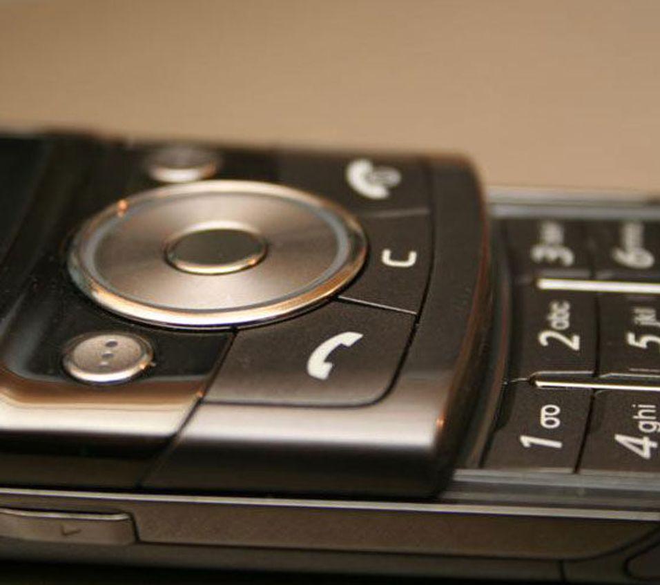 TEST: Slank kameramobil med 5 megapiksler