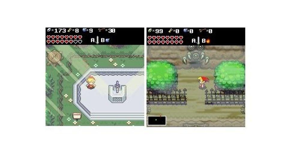 Zelda Demo 3