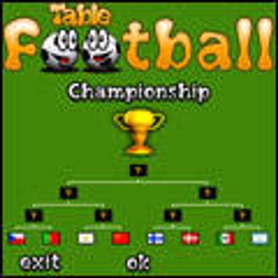 Table Football v1.21