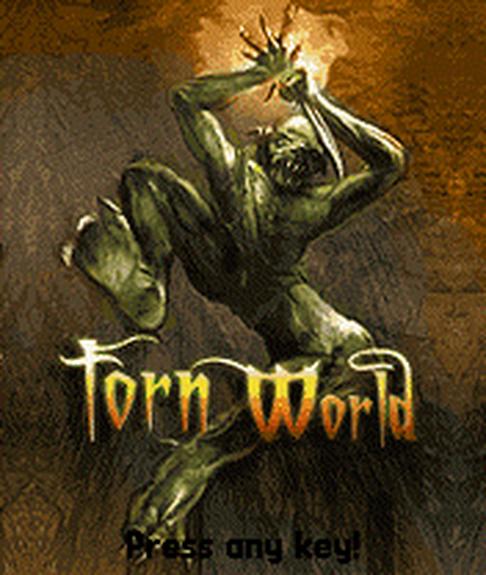 Torn World