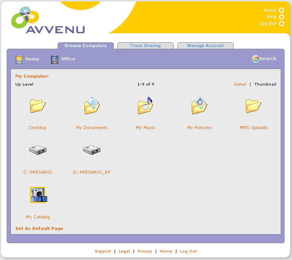 Avvenu Access'n Share 3.15
