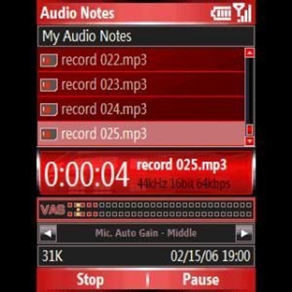 VITO AudioNotes 1.32