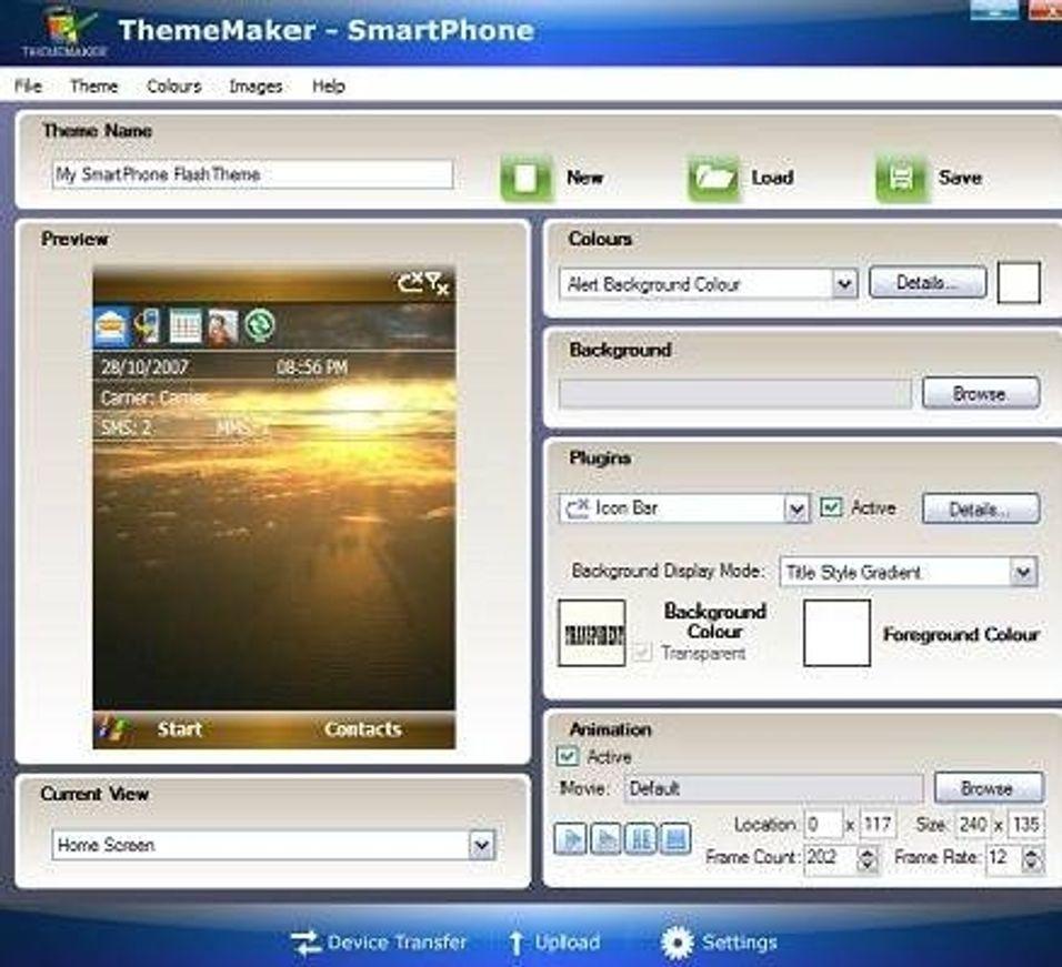 Netwasp ThemeMaker Version 1.0.23