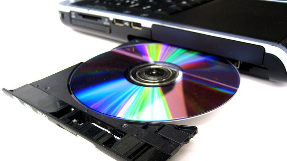 CD med plass til 200.000 filmer
