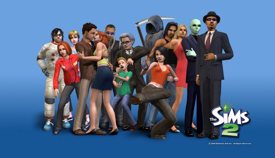The Sims i 100