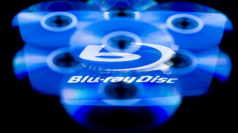 Blu-ray på topp innen fire år