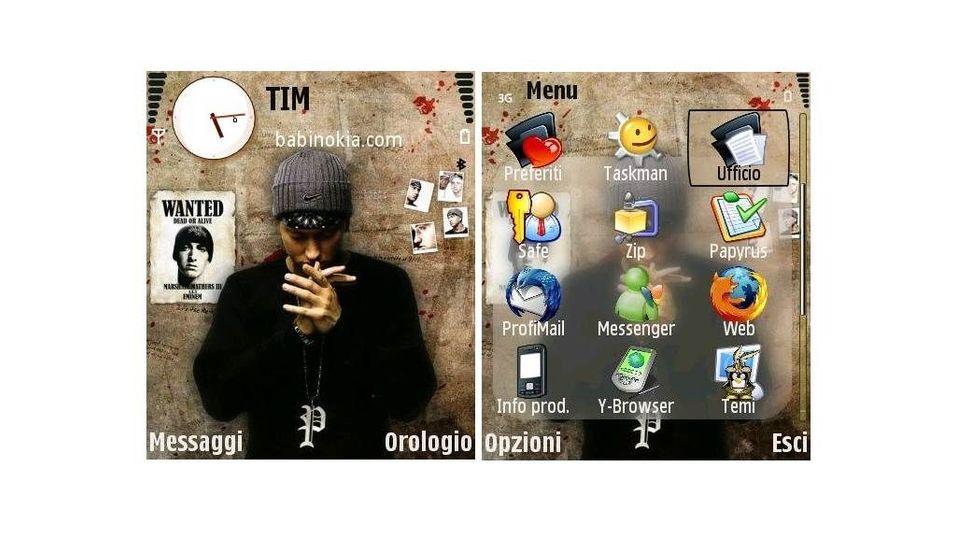 Eminem mobiltema