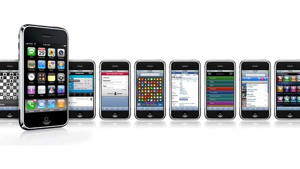 Mente ikke 3G-Iphone snart