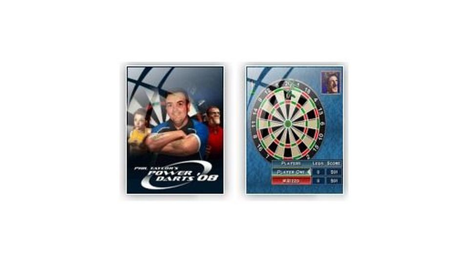 Phil Taylor Power Darts 08