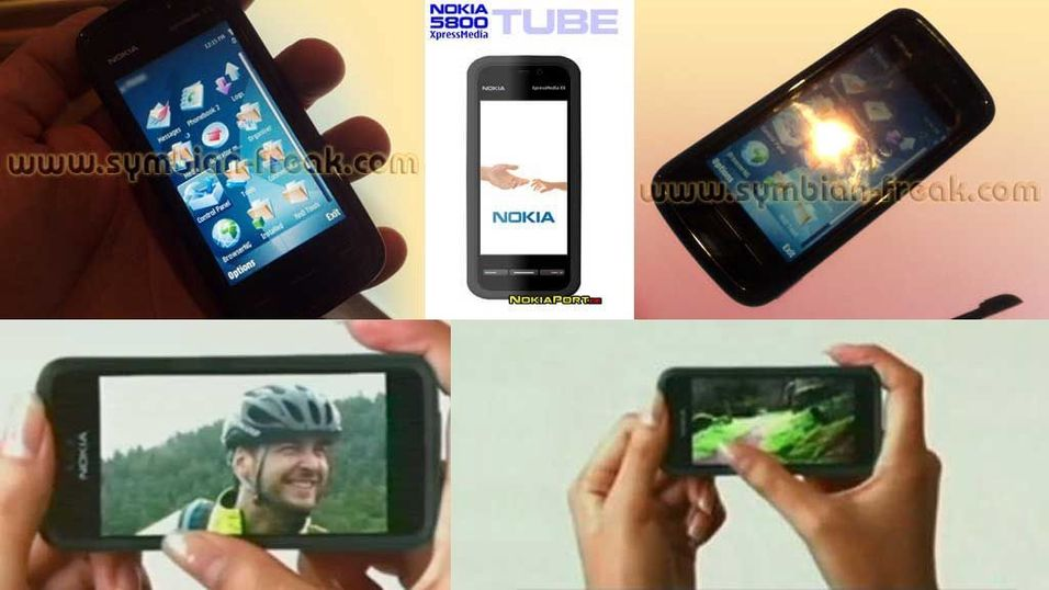 Flere bilder av Nokias Iphone-rival