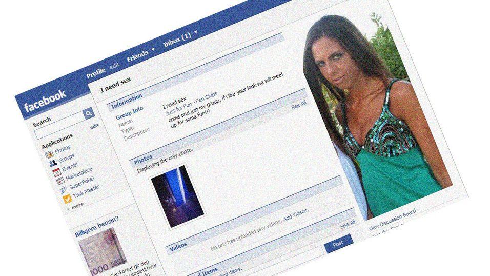 Hadde sex med 50 facebookvenner