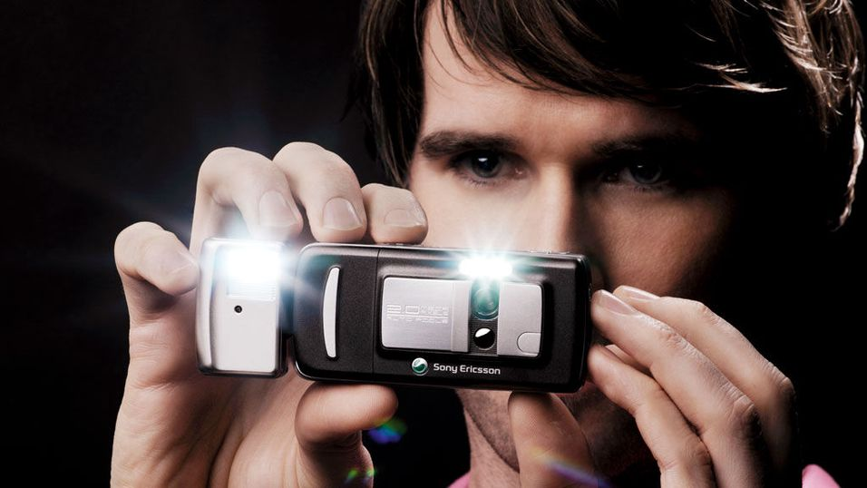Mobilkamera blir turistguide