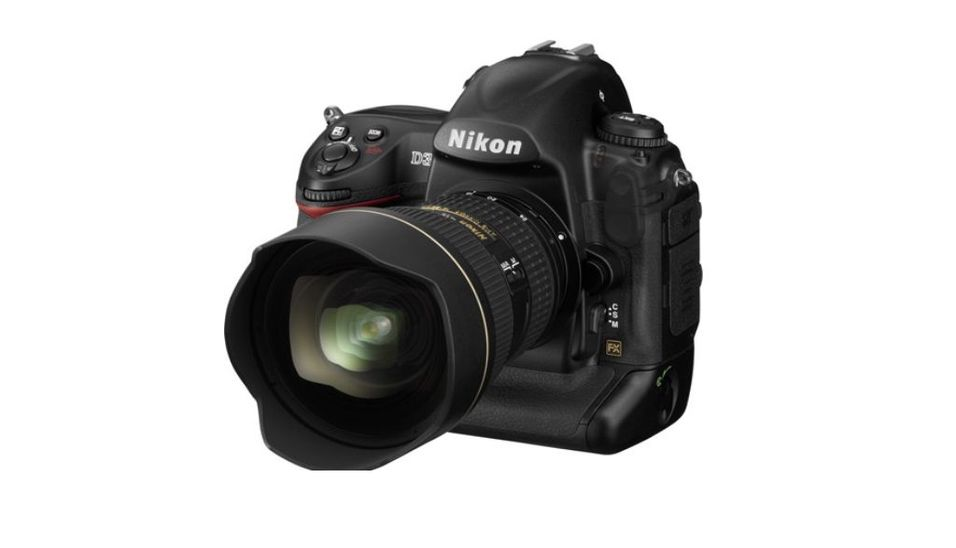 Monster fra Nikon på vei