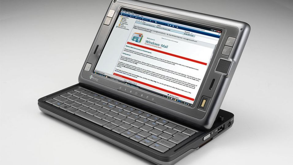 TEST: Suveren mini-laptop fra HTC