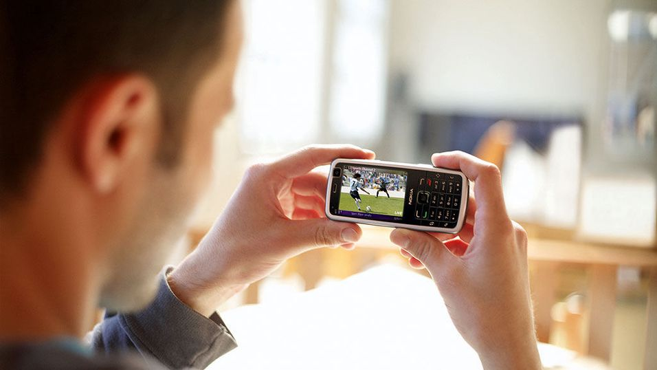 Nokia frustrert over mobil-TV