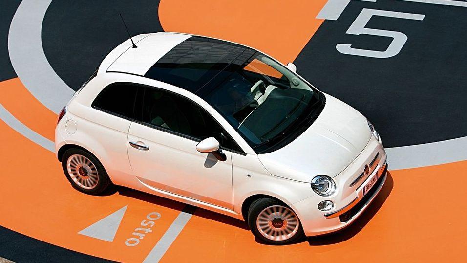 Microsoft og Fiat lanserer bil