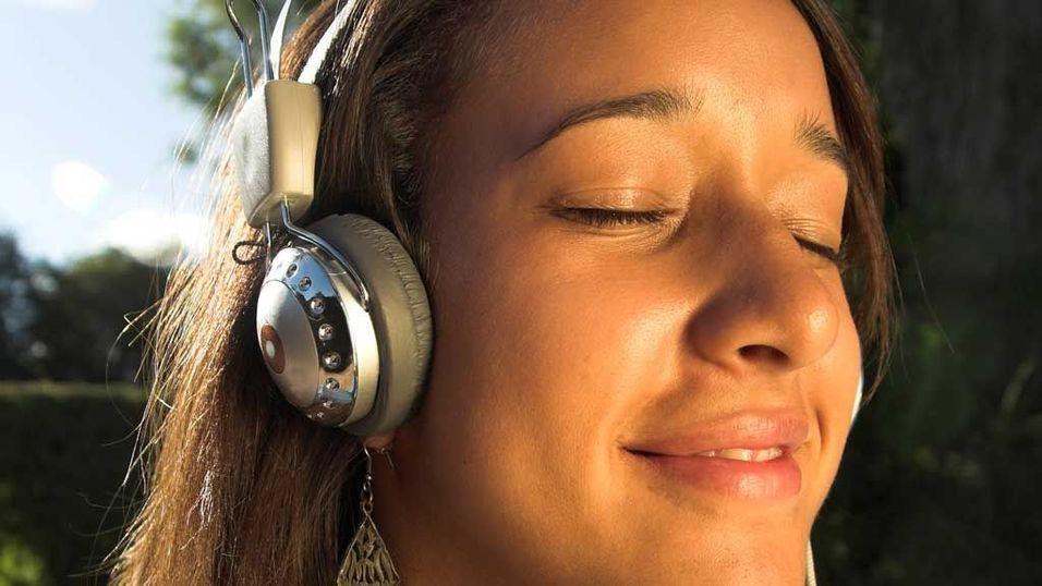 MP3-spiller med 500.000GB