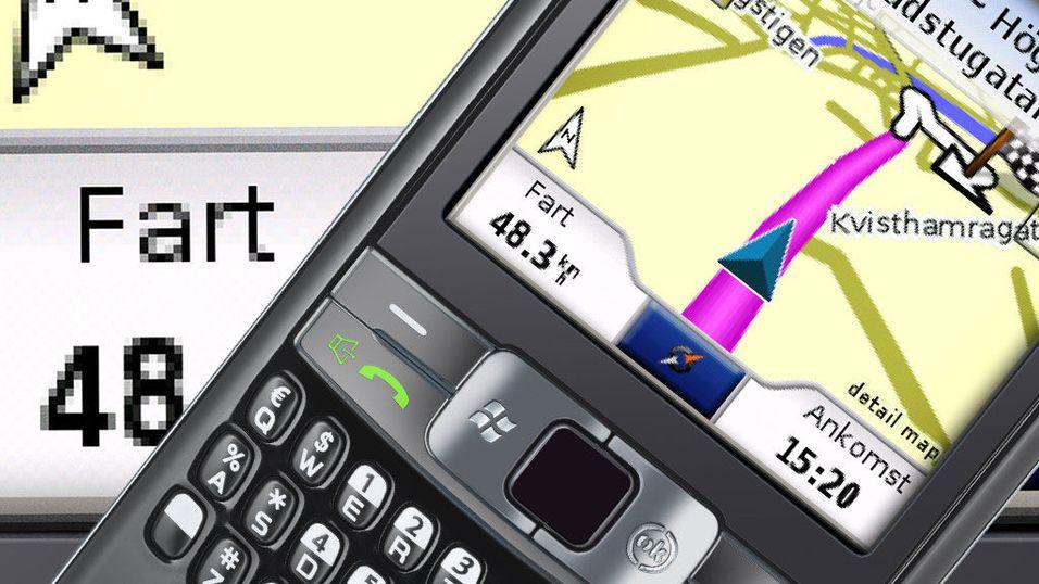 TEST: Navigator og lommekontor i ett