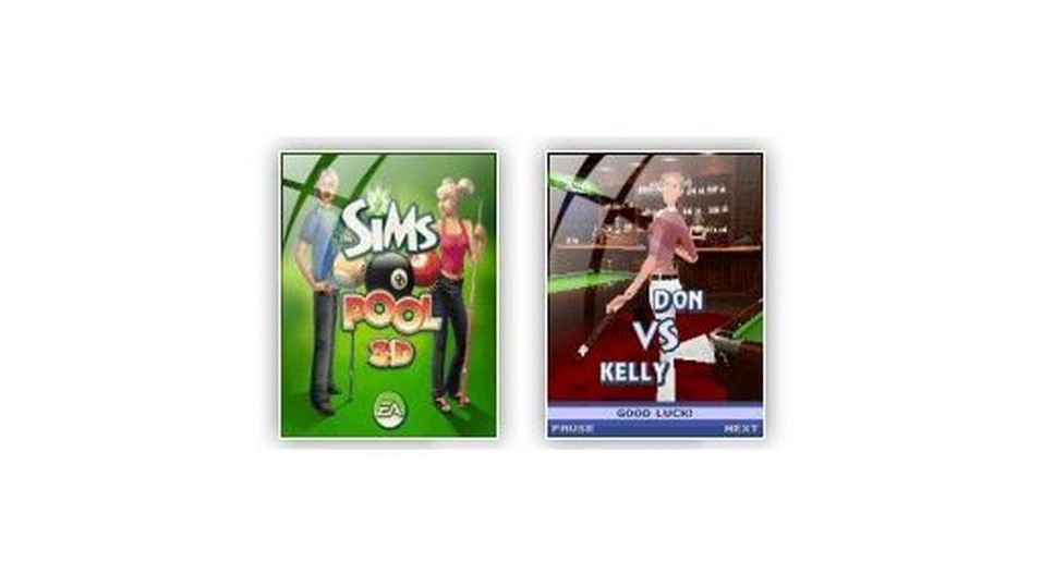 The Sims Pool 3D