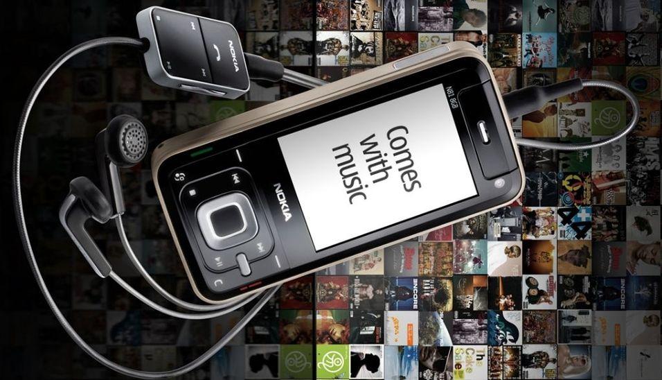 Nokia får drahjelp av Sony BMG