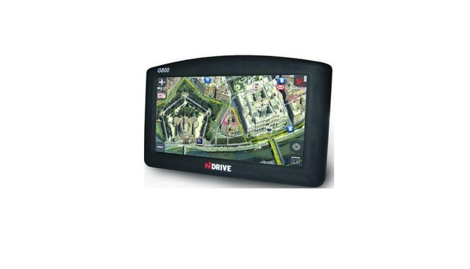 Ekte bilder til din GPS