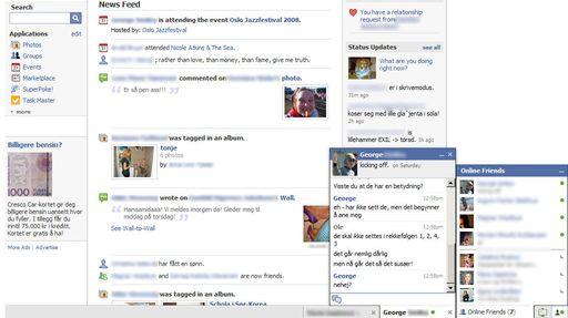 Dejtingsidor På Facebook Chat
