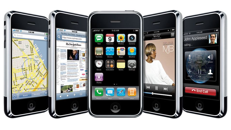 Apple sliter med Iphone