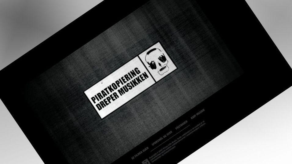 Norsk nettpris til antipirater