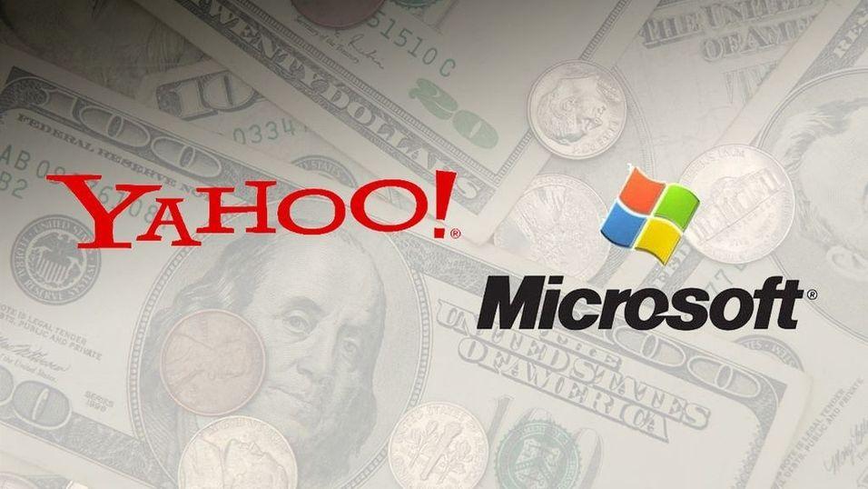 Yahoo vil ikke kjøpes opp