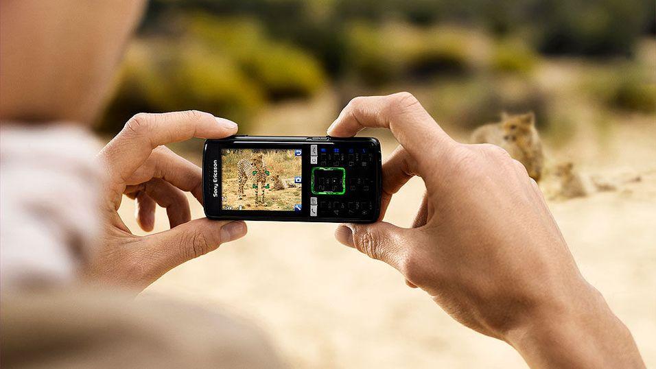 Mobilkameraet får bedre zoom