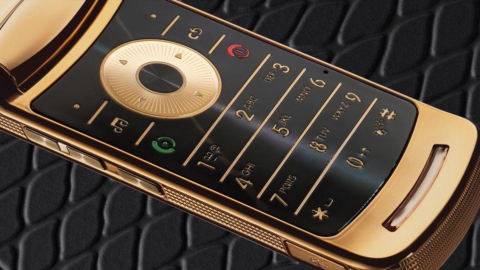 Din gamle mobil er gull verdt