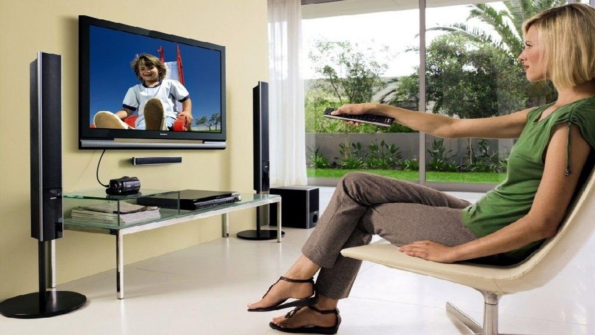 Les HD med Canal Digital parabol