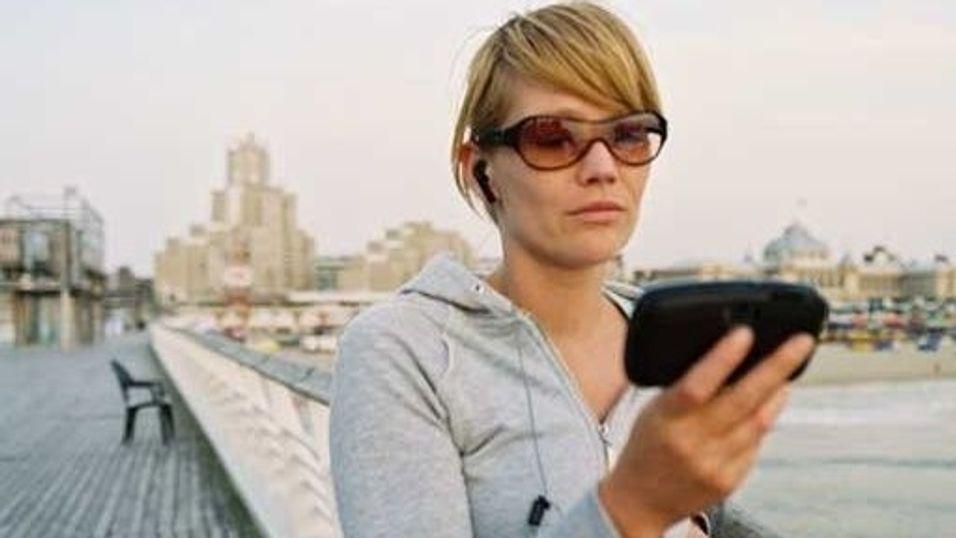 Styr nettprofilene med mobilen