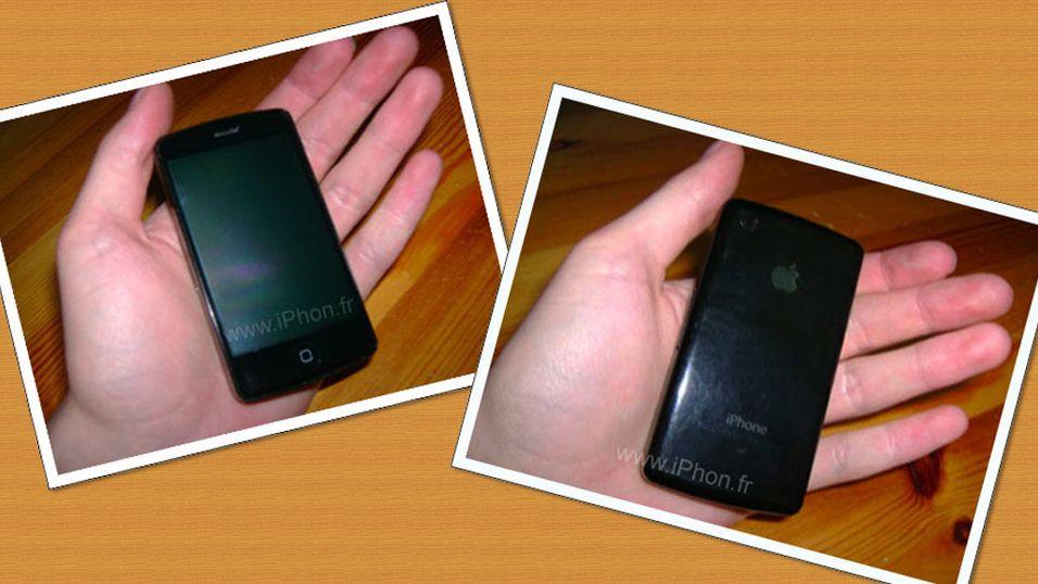 Bilder av nye iPhone