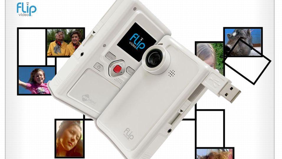 Creative lanserer billigkamera